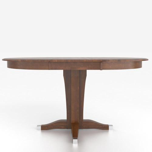 Gallery - Round table with pedestal