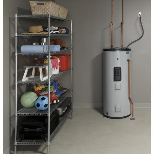 GE Appliances - GE® Smart 40 Gallon Short Electric Water Heater