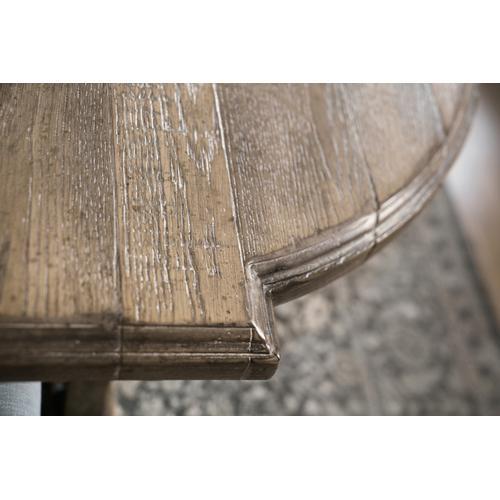 Boheme Colibri 88in Trestle Dining Table w/1-20in Leaf