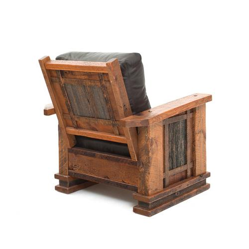 Heritage Lounge Chair - (morris Style)