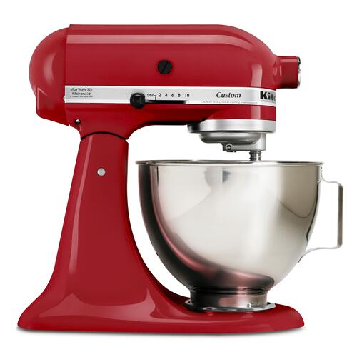 KitchenAid Canada - Tilt-Head Stand Mixer - Empire Red