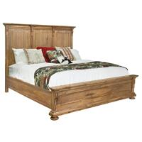 Wellington Hall King Panel Bed Product Image