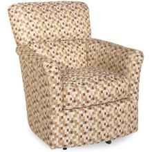 Hickorycraft Swivel Chair (005210SC)