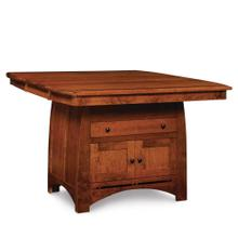 View Product - Aspen Island Table with Inlay