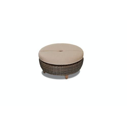 Klaussner Outdoor - Sycamore Ottoman
