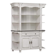 French Chic Buffet & Hutch