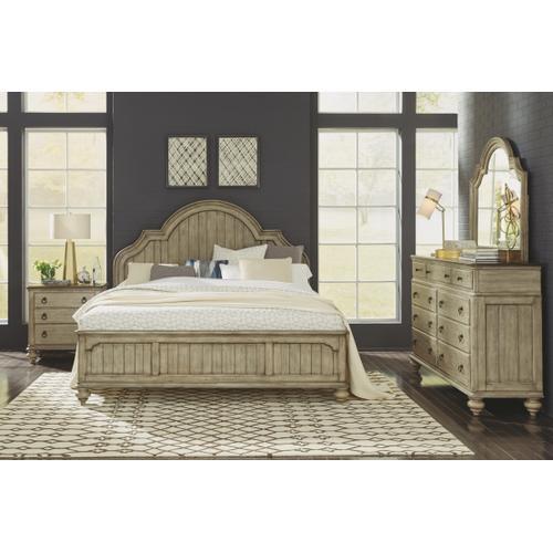 Flexsteel - Plymouth Queen Bed