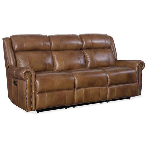 Esme Power Recliner Sofa w/ Power Headrest
