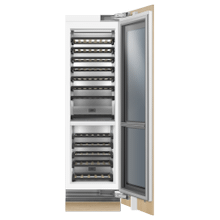 """View Product - Integrated Column Wine Cabinet, 24"""""""