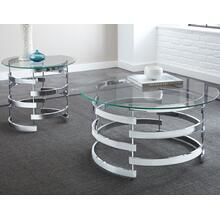 Tayside 3-Piece Set(Cocktail & 2 End Tables)