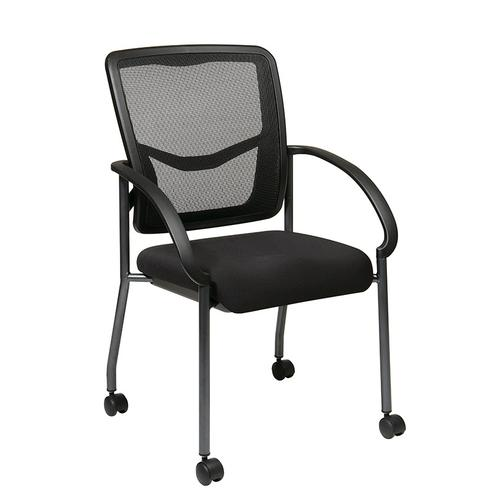 Office Star - Progrid Back Visitors Chair