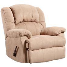 Exceptional Designs by Flash Sensations Camel Microfiber Rocker Recliner
