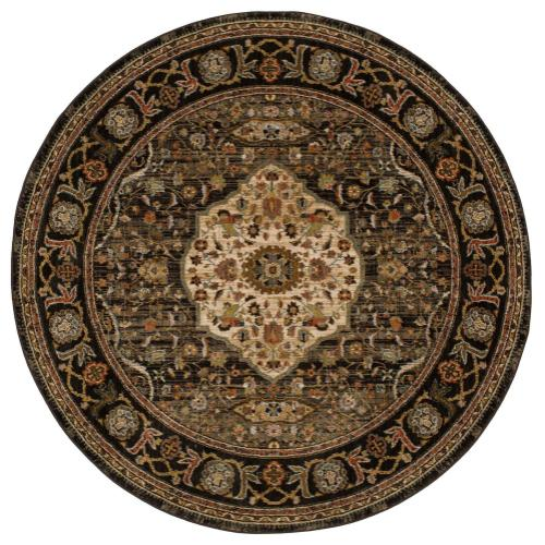 Spice Market Petra Charcoal 8' Round