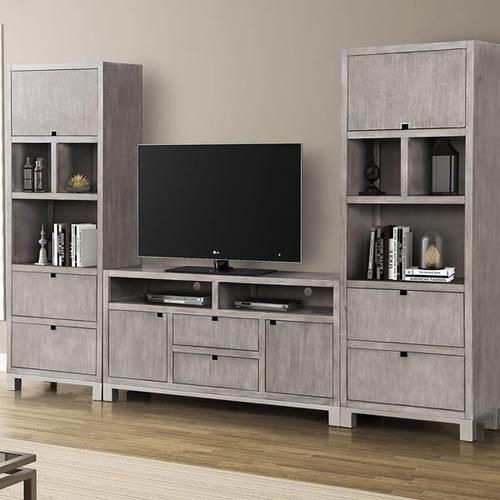 Pacific Heights Entertainment Wall