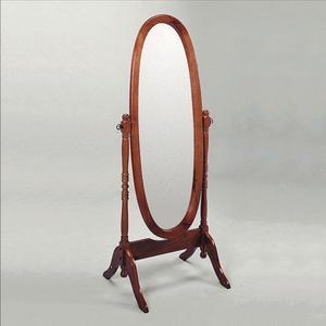 Crown Mark - Cheval Mirror Cherry