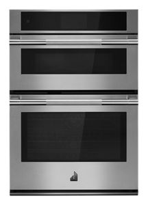 """JennAirRise 30"""" Microwave/wall Oven With V2 Vertical Dual-Fan Convection"""