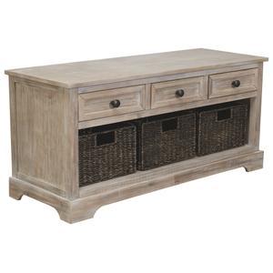 Ashley FurnitureSIGNATURE DESIGN BY ASHLEYOslember Storage Bench