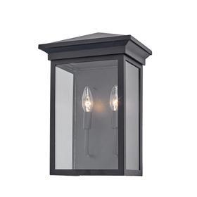 Gable AC8462BK Outdoor Wall Light