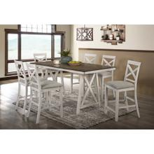 Dining Set - Table with 6 side chairs