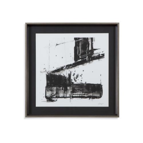 Bassett Mirror Company - Jagged Edge II