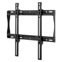 "SmartMount ® Universal Flat Wall Mount for 32"" to 50"" Displays - Security-screws / Black"