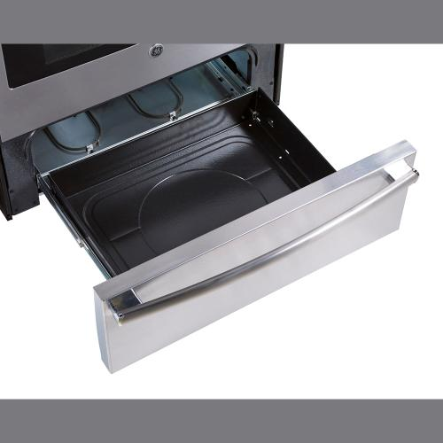 """GE 30"""" Electric Free Standing Convection Range Stainless Steel JCB860SKSS"""