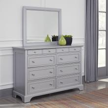 See Details - Venice Dresser With Mirror
