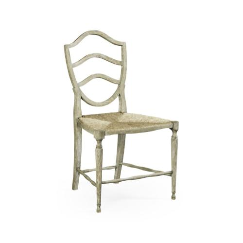 Bodiam Grey Oak Side Chair