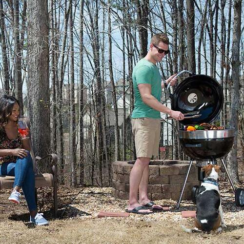 Napoleon BBQ - PRO Charcoal Kettle Grill