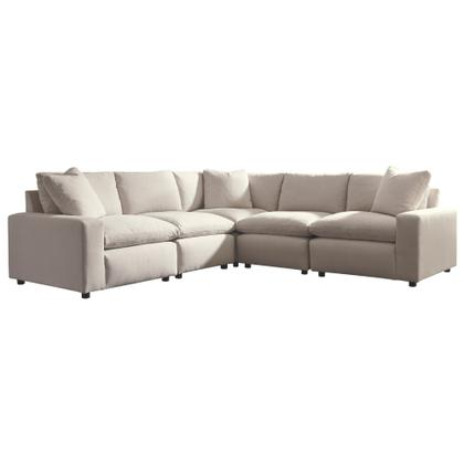 See Details - Savesto 5-piece Sectional