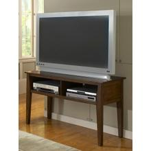 See Details - Pecan TV Stand