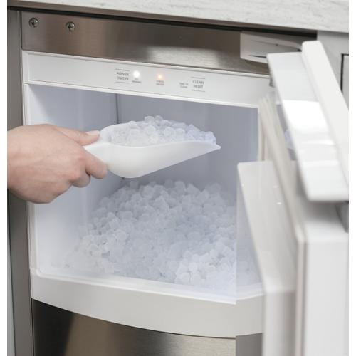 Cafe - Ice Maker 15-Inch - Nugget Ice