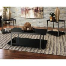 View Product - 3 Piece Set (Coffee Table and 2 End Tables)