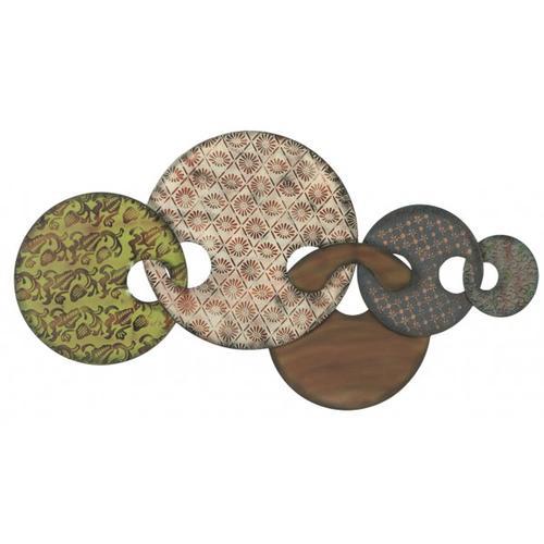 Gallery - Five Metal Interlocking Circles