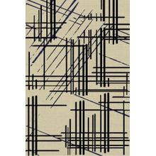 See Details - Lifestyle 802 Area Rug by Rug Factory Plus - 2' x3' / Navy