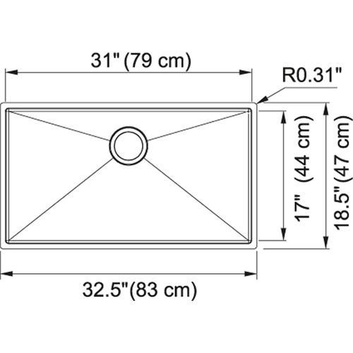 Planar 8 PEX110-31 Stainless Steel
