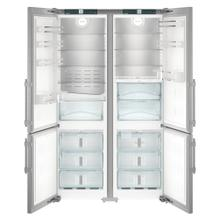 "48"" Fridge-freezer with NoFrost Fridge-freezer with BioFresh and NoFrost"