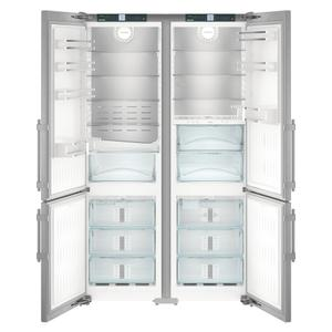 "Liebherr48"" Fridge-freezer with NoFrost Fridge-freezer with BioFresh and NoFrost"