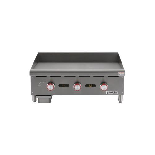 36-Inch Manual Griddle