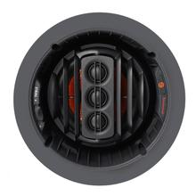 "5 1/4"" 2-way In-Ceiling Speaker w/ Glass Fiber Woofer and Silk Dome ARC Tweeter Array"