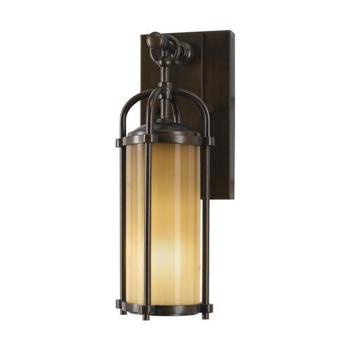 Dakota Extra Small Lantern Heritage Bronze