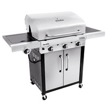 PERFORMANCE TRU-INFRARED 3 BURNER GAS GRILL