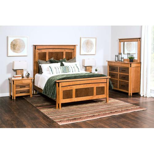 Sheridan Bed, California King