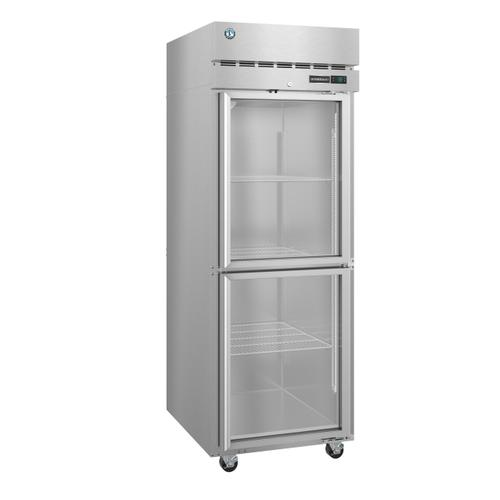 Hoshizaki - R1A-HG, Refrigerator, Single Section Upright, Stainless Door with Lock