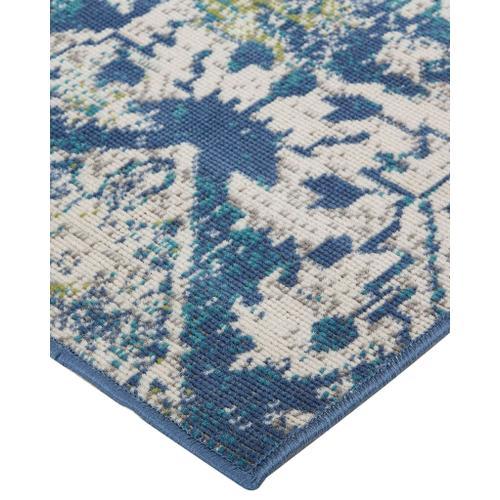 Feizy - FOSTER 3760F IN GREEN-BEIGE