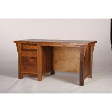 See Details - Stony Brooke Two-thirds Kneehole Desk