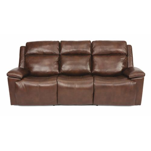 Gallery - Chance Power Reclining Sofa with Power Headrests