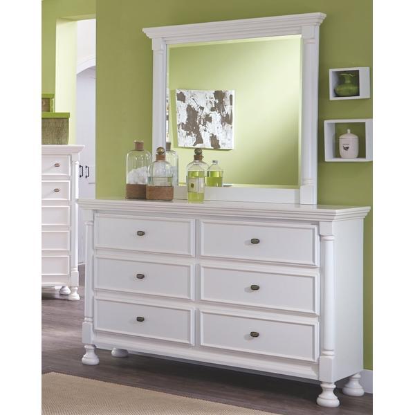 Kaslyn Dresser and Mirror