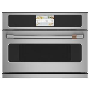 "Cafe Appliances27"" Smart Five in One Oven with 120V Advantium® Technology"