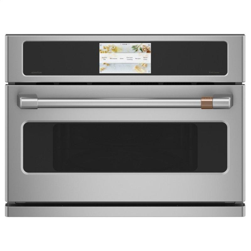"""Café™ 27"""" Smart Five in One Oven with 120V Advantium® Technology"""